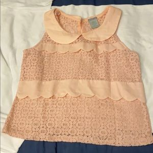 Cute and Classy Pink Top